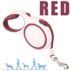 Лучший Pet Поводок Собаки Жгут Воротник 3 М 5 М Пэт Продукта собаки Кошки Ведущий Выдвижной Поводок 15 кг 25 кг 35 кг щенка ходить приводит