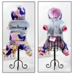 новый стиль Собака Одежда для Животных на Зиму Супер удобная Розовый Теплый 100 percent  хлопок для Маленький Средний Собака Пальто Куртки