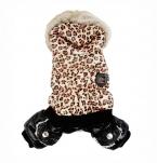 новые мода домашних собак лучший зимнее пальто куртка комбинезон Clothesfor домашних собак супер теплый XS sml XL малый большая собака одежда