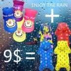 Плащ   Дождь Шоссе = один Набор Для Домашних Животных собака Весна Лето Маленький Средний XS-XL Одежда Собак Pet Продукта водонепроницаемый