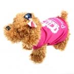 Собака майка лето дешевые собаки одежды для маленьких собак одежда жилет костюмы качество первых