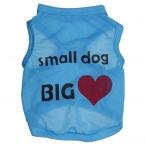 Лето pet одежда футболка Pet Одежда для Собак качества во-первых