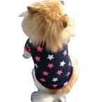 Лето дешевые одежда для собак Футболка жилет домашних животных одежды Первого Качества