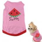 Собака футболка tee shirt залить chien собака рубашки цзянь собаки животные одежда