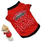 Лето дешевые собаки одежды жилет gilet залить цзянь собаки домашние одежда