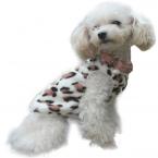 Мода домашняя кошка собака ворсинок зимняя одежда леопарда Pet жилет одежда дешевые животных для маленьких собак качество первых