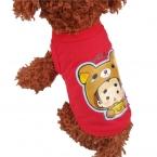 Собака летом жилет дешевые одежда для животных для собак рубашка качество первых
