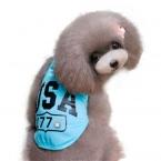 Летом Прохладно Жилет Собака Одежда жилет дешевые одежда для собак качества во-первых