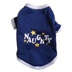 Рождество Pet Футболка летняя одежда для собак для маленьких собак рубашка одежды первого качества