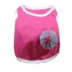 Домашние животные одежда Лето собак рубашка жилет дешевые одежда для собак Качества Во-Первых