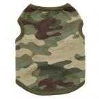 Лето дешевые одежды собаки лесной камуфляж хлопок жилет домашние одежда собак рубашка жиле залить цзянь IUT6520