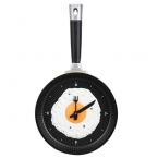 Ls4g творческий жареные яйца форме часы настенные часы украшения желтый relojes сравнению decoracion бесплатная доставка
