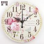 дюймовый украшений настенные часы абсолютно бесшумно стены часы старинные часы стены часы настенные часы на стену часы будильник часы настенные круглые для гостиной украшения