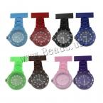 новое поступление медсестра карманные часы акриловые арабские цифры кварцевые брошь доктор медсестра висячие карманный брелок часы