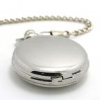 Новые ретро-винтажные карманные часы, серебро/золото В подарок, антикварные стим-панковские кварцевые часы на цепочке