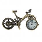 Ретро мини бронзовый дизайн кварцевые карманные часы ожерелье цепь бесплатная доставка