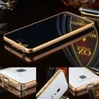 Для Asus ZenFone 5 Бампера Scolour Ультра-тонкий Slim Алюминиевый Металл Трудно Бампер Чехол Для Asus ZenFone5 Кадр крышка