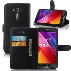 Бумажник кожаный чехол для ASUS ZenFone 2 лазерная ZE500KL 5.0 дюймов телефон сумка чехол подставка роскошный откидная крышка для ASUS ZE500KL ZE500KG