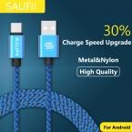 Оригинал OnePlus 2 3 SAUFII USB Type C кабель для Macbook type-c зарядное устройство провод ЖУК Z1 2 USB тип c кабели быстрая Зарядка пусть v