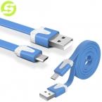 Micro USB Кабель для передачи данных адаптер 1 м 2 м 3 м micro usb к usb быстрая зарядка для Samsung S3 S4 HTC Sony мобильный телефон кабель для xiaomi