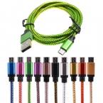 1м/2м микро USB кабель для зарядного устройства смартфонов и планшетов.