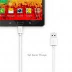 Aukey 6.6ft/2 м Кабель Micro Usb Универсальный Быстрая Зарядка Кабель зарядка Адаптер для Samsung galaxy S6 S5 Sony HTC Смартфонов и т. д.