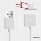Высокое Качество Магнитный Кабель Кабель Micro Usb для iPhone 6 6 s плюс Данных Зарядный Кабель Для Samsung Huawei Магнит Быстрый Быстрый кабель