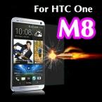 Ультратонкий 0.3 мм 2.5D 9 H взрыва премиум закаленное стекло протектор анти - скреста защитная пленка для HTC One M8 M8s