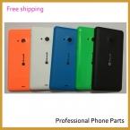 Оригинальные двери аккумулятор крышка корпуса чехол для Nokia Lumia 535 съемной крышкой для Microsoft Lumia 535.