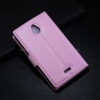 1 шт. роскошные Флип бумажник книга стиль кожаный Чехол Для Nokia X2 X2 Dual SIM RM-1013 для Nokia X2DS Кожаный чехол крышка