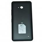 Задняя Крышка Крышка Для Nokia Microsoft Lumia 640 Задняя крышка Батарейного Отсека Замена Корпуса С Боковой Кнопки Много Цветов На Складе