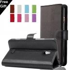 1320 Высокое Качество Личи Pattern кошелек PU Кожаный Чехол Для Nokia Lumia 1320 Крышка Shell С Помощью Кредитной Карты Держатель 4 цвет
