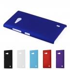 730 футляр матовый пластиковый Корпус Для Nokia Lumia 730 735 жесткий pc дело чехол Для Nokia 730 735 CASE