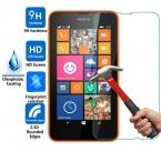 Lumia 630 635 Закаленное Стекло Пленка спс Nokia Lumia 630 635 N635 N630 Экран Протектор 2.5D Закругленный Край 9 H Твердость
