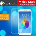Meizu MX4 закаленное стекло 100 percent  оригинальный высокое качество защитная пленка аксессуар для сотового телефона   бесплатная доставка   в наличии
