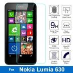 0.26 ММ 2.5D Ультратонкий Премиум Закаленное Стекло Пленка Для Nokia Lumia 630 635 636 638 Dual Sim N630 Экран Протектор Защитная фильм