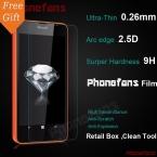 Для Microsoft Lumia 435 532 535 550 640 640XL 650 850 950 950XL 0.26 мм Экран HD Закаленное Защитник Стекла Закаленного фильм
