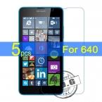 Защитная ультра-прозрачная пленка для LCD экранов для Microsoft Nokia Lumia 640