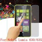 2 шт. Закаленное Стекло-Экран Протектор Для Microsoft Nokia Lumia 630 635 Ультра Тонкий HD Закаленное Защитная Пленка   Cleaning Kit <