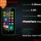 Для Nokia Lumia 1320 С Розничной Коробке 0.26 мм Экран HD Закаленное Протектор Закаленное Стекло защитная Пленка Для Nokia 1320