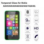Премиум 9 H 0.3 мм Закаленное Стекло-Экран Протектор для Microsoft Nokia Lumia 520 535 630 640 830 930 1020 Взрывозащищенные фильм