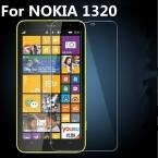 0.3 мм 9 9н 2.5D Закаленное стекло Для Microsoft Nokia Lumia 1320 защитная пленка pelicula де видро с чистой инструменты