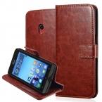Zen Fone 5 Урожай Бумажник Кожаный Чехол Для Asus Zenfone 5 A501CG A500CG Zenphone 5 Держателя Карты Дизайн Стенда Мобильный Сумка Обложка