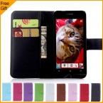 Телефон чехол кожа, роскошь бумажник перевёрнутый полиуретан чехол чехол для Zenfone C ZC451CG сотовый раковина задняя часть чехол с карта с подарок