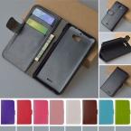 Чехол кожаный, j и R бренд чехол для Coolpad F1 бумажник чехол с карточка удостоверения личности и подставка