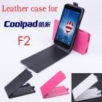 Высокое качество новый оригинальный Coolpad F2 кожаный чехол откидная крышка для Coolpad F2 чехол телефон покрытия в наличии бесплатная доставка