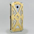 Роскошные оригинальный чехол для coolpad dazen примечание 3 примечание моды алюминиевый металлический каркас жесткий назад shell крышка телефона случаях