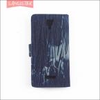 Уникальный джинсовой цветок обложка для coolpad модена телефон сумка с картой слоты мода полный защитить мешок 8 цвета