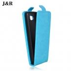 J и R бренд для Huawei чести би Y541 Y5C роскошный кожаный PU стенд крышка чехол для Huawei Y541 деловой стиль телефон мешки 9 цветов