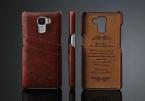 Huawei Honor 7 чехол мода парафинонефтяной натуральная кожа фирменное оригинал задняя крышка для Huawei Honor 7 с держателей карт коке классический